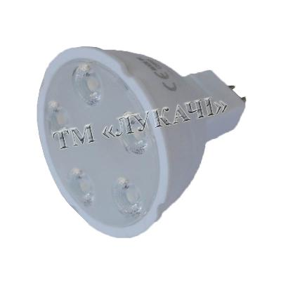 Лампа LED VITOONE MR16 3,5W G5.3 220V 2700K 1500720
