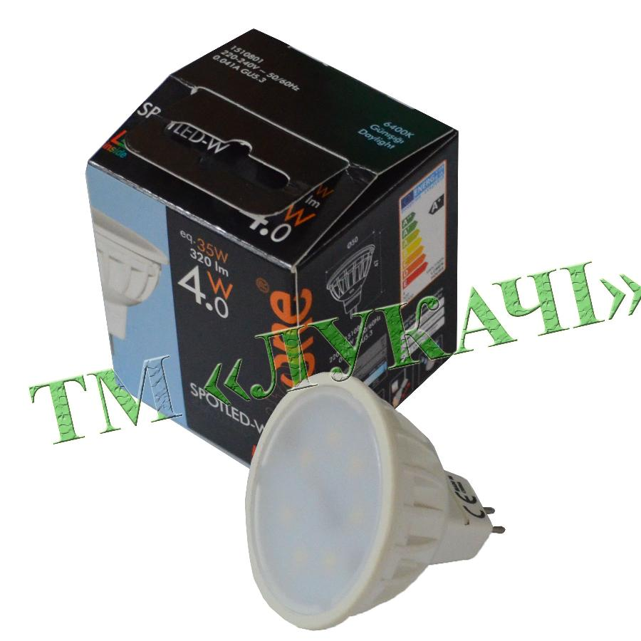 Лампа LED  VITOONE MR16 4W G5.3  220V 2700K 1511081